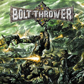 Bolt Thrower ‎– Honour - Valour - Pride (CD)
