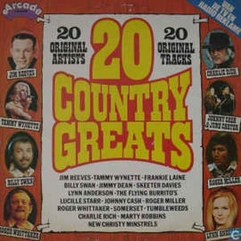 Various ‎– 20 Country Greats