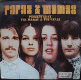 Mamas & The Papas – The Papas & The Mamas