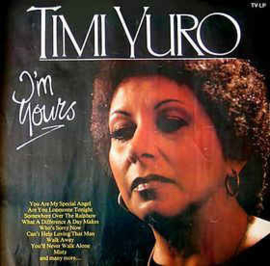 Timi Yuro ‎– I'm Yours