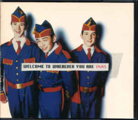 INXS – Welcome To Wherever You Are (CD)