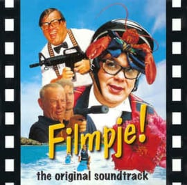 Various ‎– Filmpje! (The Original Soundtrack) (CD)