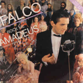 Falco ‎– Rock Me Amadeus (Extended Version)