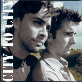 City To City ‎– The Road Ahead (CD)