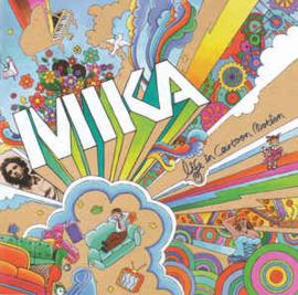 MIKA – Life In Cartoon Motion (CD)
