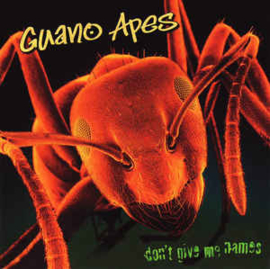 Guano Apes ‎– Don't Give Me Names (CD)
