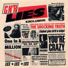 Guns N' Roses – G N' R Lies (CD)