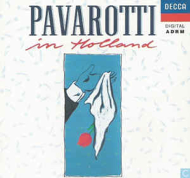 Pavarotti ‎– Pavarotti In Holland (CD)