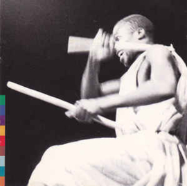 Drummers Of Burundi – Les Tambourinaires Du Burundi (CD)