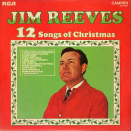 Jim Reeves ‎– 12 Songs Of Christmas