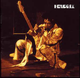 Jimi Hendrix ‎– Live At The Fillmore East (CD)