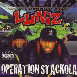 Luniz – Operation Stackola (CD)