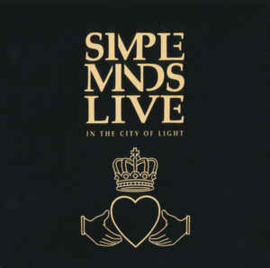 Simple Minds ‎– Live In The City Of Light (CD)