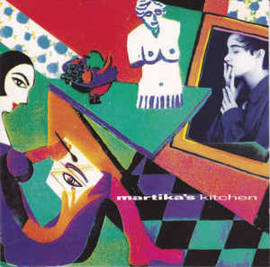 Martika ‎– Martika's Kitchen (CD)
