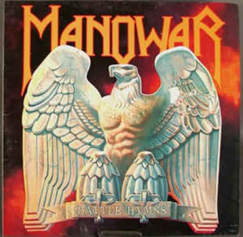 Manowar ‎– Battle Hymns