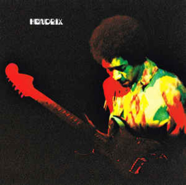 Jimi Hendrix ‎– Band Of Gypsys (LP)