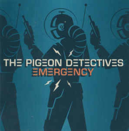 Pigeon Detectives ‎– Emergency (CD)