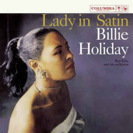 Billie Holiday ‎– Lady In Satin (CD)