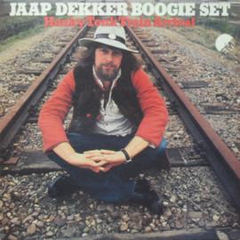 Jaap Dekker Boogie Set – Honky Tonk Train Arrival