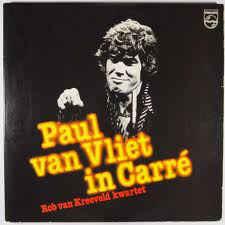 Paul van Vliet , Rob van Kreeveld Kwartet – In Carré