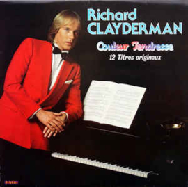 Richard Clayderman ‎– Couleur Tendresse