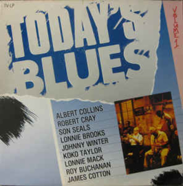 Various – Today's Blues - Volume 1