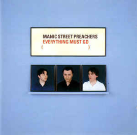 Manic Street Preachers ‎– Everything Must Go (CD)