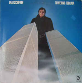 Lalo Schifrin ‎– Towering Toccata