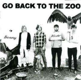 Go Back To The Zoo – Benny Blisto (CD)