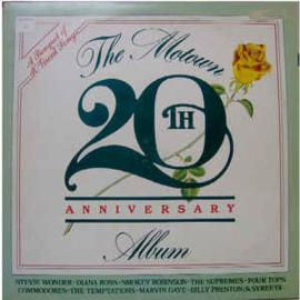 Various – The Motown 20th Anniversary Album