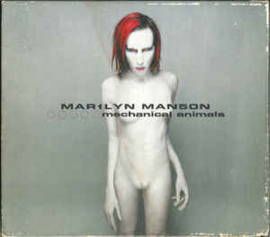 Mar1lyn Man5on ‎– Mechanical Animals (CD)