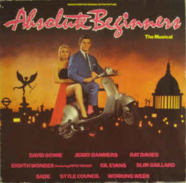 Various ‎– Songs From The Original Motion Picture Absolute Beginners - The Musical