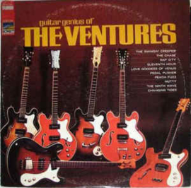 Ventures ‎– Guitar Genius Of The Ventures
