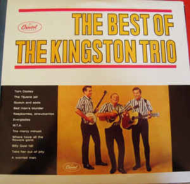 Kingston Trio – The Best Of The Kingston Trio