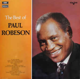 Paul Robeson ‎– The Best Of Paul Robeson
