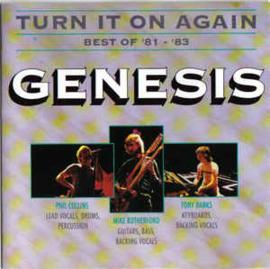 Genesis – Turn It On Again - Best Of '81 - '83 (CD)