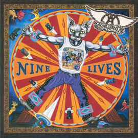 Aerosmith ‎– Nine Lives (CD)