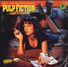 Various ‎– Pulp Fiction (CD)