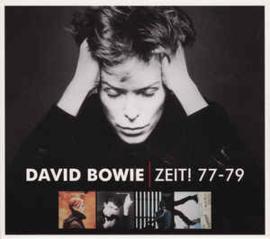 David Bowie – Zeit! 77-79 (CD)