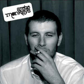 Arctic Monkeys ‎– Whatever People Say I Am, That's What I'm Not (CD)