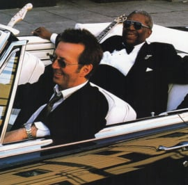 B.B. King & Eric Clapton – Riding With The King (CD)