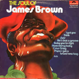 James Brown And His Famous Flames – The Soul Of James Brown