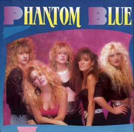 Phantom Blue ‎– Phantom Blue