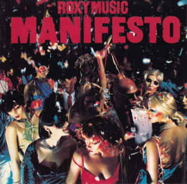 Roxy Music – Manifesto (CD)