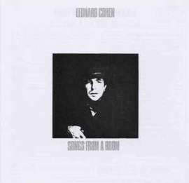 Leonard Cohen ‎– Songs From A Room (CD)