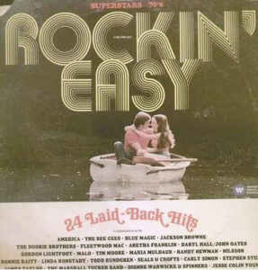 Various ‎– Rockin' Easy - 24 Laid-Back Hits