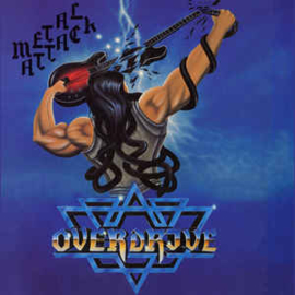 Overdrive ‎– Metal Attack