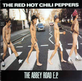 Red Hot Chili Peppers ‎– The Abbey Road E.P. (CD)