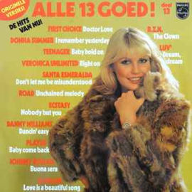 Various – Alle 13 Goed! Deel 13