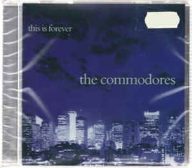 Commodores ‎– This Is Forever (CD)